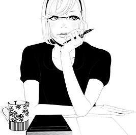 粟飯原 洋子