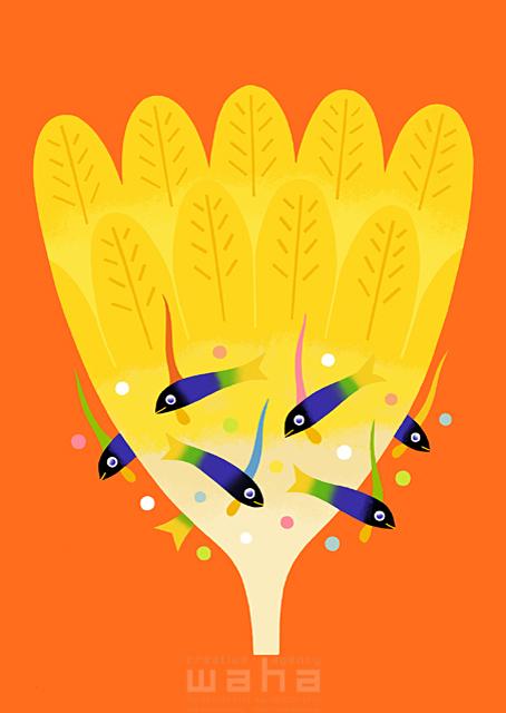 イメージ シンボリック 熱帯魚 水 泳ぐ 海草 カラフル アクアリウム イソギンチャク イラスト作品紹介 イラスト 写真のストックフォトwaha ワーハ カンプデータは無料