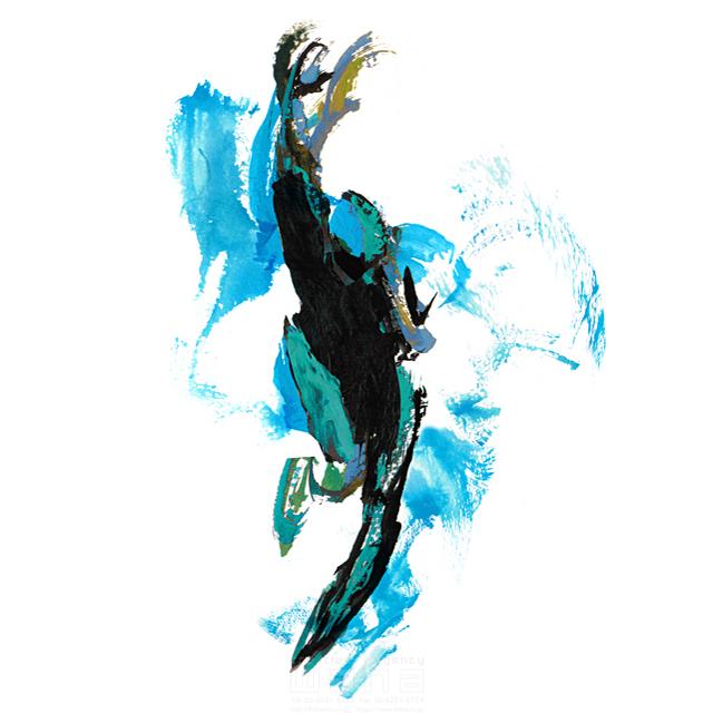 イラスト&写真のストックフォトwaha(ワーハ) スポーツ、人物イメージ、オリンピック、水泳、泳ぐ、大会、パワフル、男性、競技、夏、競争、選手 SOICHI 19-1611b