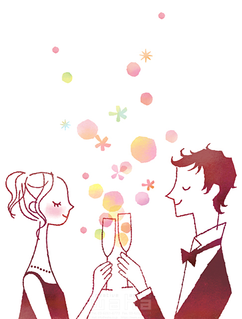 19-2566b 前田 まみ 人、人々、複数、女性、男性、大人、若者、カップル、夫婦、笑顔