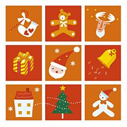 ベスト クリスマス イメージ イラスト 無料アイコンダウンロードサイト