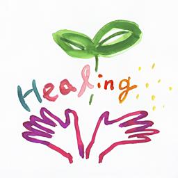 水彩 エコロジー 芽 双葉 安心 愛情 抱える 成長 育てる 手 支える 文字 英語 癒し 万歳 植物 イラスト作品紹介 イラスト 写真のストックフォトwaha ワーハ カンプデータは無料